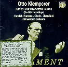 THE ORCHESTRAL SUITES/ OTTO KLEMPERER