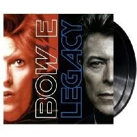 LEGACY: THE VERY BEST OF DAVID BOWIE [180G LP]