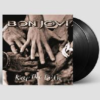 BON JOVI - KEEP THE FAITH [180G LP]