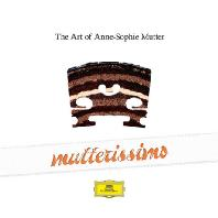 MUTTERISSIMO: THE ART OF ANNE-SOPHIE MUTTER [무터리시모: 안네 소피 무터 선집]