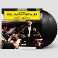 PIANO CONCERTOS NOS.1 & 2/ KRYSTIAN ZIMERMAN [180G LP] [쇼팽: 피아노 협주곡 1, 2번 - 짐머만]