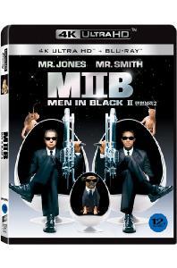 맨 인 블랙 2 [4K UHD+BD] [MEN IN BLACK 2]