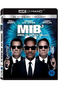 맨 인 블랙 3 [4K UHD+BD] [MEN IN BLACK 3]