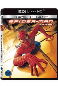 스파이더맨 1 [4K UHD+BD] [Spider-Man 1]
