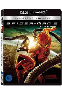 스파이더맨 2 [4K UHD+BD] [Spider-Man 2]