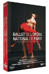 BALLET DE L`OPERA NATIONAL DE PARIS [파리오페라 발레단: 가르니에 극장 3부작]