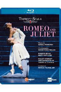 ROMEO AND JULIET/ PATRICK FOURNILLIER [프로코피에프: 로미오와 줄리엣]