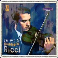 THE ART OF RUGGIERO RICCI [루지에로 리치의 예술]