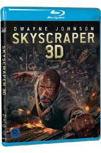 스카이스크래퍼 3D+2D [SKYSCRAPER]