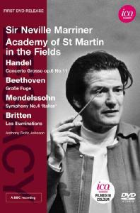 SYMPHONY NO.4 `ITALIAN` ETC/ <!HS>NEVILLE<!HE> MARRINER