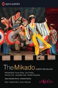 THE MIKADO/ BRIAN CASTLES-ONION [길버트 & 설리반: 미카도]