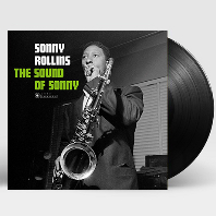 THE SOUND OF SONNY + 1 BONUS TRACK [180G LP]