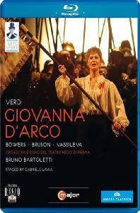 GIOVANNA D`ARCO/ BRUNO BARTOLETTI [TUTTO <!HS>VERDI<!HE> 7] [베르디: 조반나 다르코]