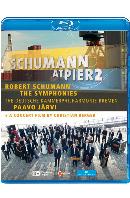 THE SYMPHONIES+SCHUMANN AT PIER 2/ <!HS>PAAVO<!HE> JARVI [슈만 교향곡 전곡+다큐 피에르 2에서의 슈만]