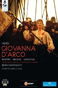GIOVANNA D`ARCO/ <!HS>BRUNO<!HE> BARTOLETTI [TUTTO VERDI 7] [베르디: 조반나 다르코]