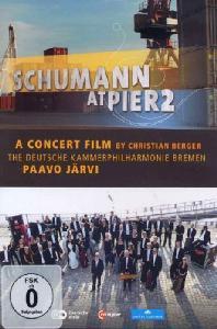SCHUMANN AT PIER 2/ PAAVO JARVI [슈만: 피에르 2에서의 슈만 - 다큐멘터리]