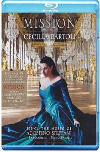MISSION: SINGS THE MUSIC OF AGOSTINO STEFFANI/ <!HS>CECILIA<!HE> BARTOLI [<!HS>체칠리아<!HE> 바르톨리: 미션 스테파니 작품집]