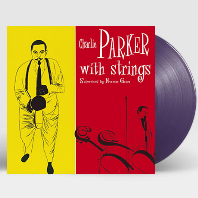 CHARLIE PARKER WITH STRINGS [180G PURPLE LP]