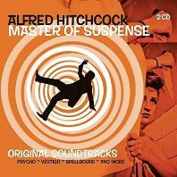 ALFRED HITCHCOCK: MASTER OF SUSPENSE [알프레드 히치콕 영화음악 모음집]