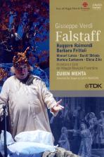 FALSTAFF/ ZUBIN MEHTA