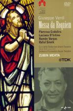 MESSA DA REQUIEM/ ZUBIN MEHTA