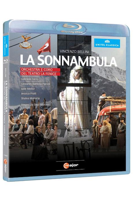 LA SONNAMBULA/ <!HS>GABRIELE<!HE> FERRO [벨리니: 몽유병의 여인]