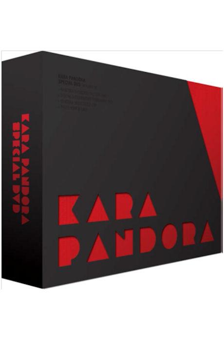 PANDORA SPECIAL [4DVD+포토북]