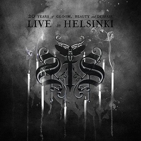 20 YEARS OF GLOOM, BEAUTY AND DESPAIR - LIVE IN HELSINKI [2CD+DVD]