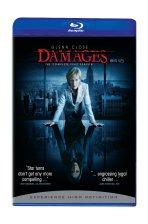 데미지 시즌 1 [Damages: The Complete First Season] [블루레이 전용플레이어 사
