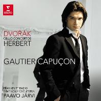 ANTONIN DVORAK/ VICTOR HERBERT - CELLO CONCERTOS/ PAAVO JARVI/ GAUTIER CAPUCON