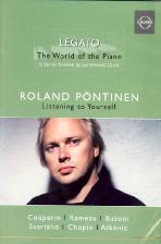 LEGATO: THE WORLD OF THE PIANO/ ROLAND PONTINEN [레가토시리즈 3: 롤란도 푄티넨] [13년 6월 유로아트 절판 할인행사] ?미개봉