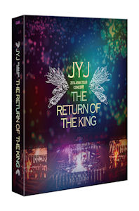 THE RETURN OF THE KING: 2014 ASIA TOUR CONCERT [4DVD+�����] [������]