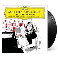 EARLY RECORDINGS [LP] [마르타 아르헤리치: 미발매 방송녹음]