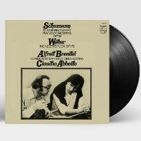 SCHUMANNS: PIANO CONCERTO & WEBER: KONZERTSTUCK/ CLAUDIO ABBADO [180G LP] [알프레드 브렌델: 슈만 피아노 협주곡]