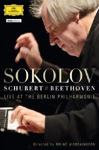 SCHUBERT & BEETHOVEN: LIVE AT THE BERLIN PHILHARMONIE [그리고리 소콜로프: 슈베르트 즉흥곡 & 베토벤 함머클라비어 소나타]