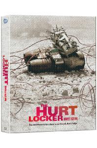 허트 로커 [풀슬립 A 넘버링 한정판] [THE HURT LOCKER] / (미개봉) 포토카드5종+36p.포토북/아웃케이스+띠지