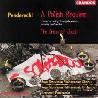 A POLISH REQUIEM & THE DREAM OF JACOB/ JADWIGA GADULANKA [펜데레츠키: 폴리쉬 레퀴엠]
