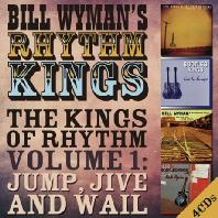THE KINGS OF RHYTHM VOLUME 1: JUMP JIVE AND WAIL [DELUXE]