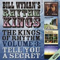 THE KINGS OF RHYTHM VOLUME 3: TELL YOU A SECRET [DELUXE]