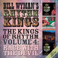 THE KINGS OF RHYTHM VOLUME 4: RACE WITH THE DEVIL [DELUXE]
