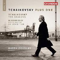 TCHAIKOVSKY PLUS ONE: THE SEASONS & PICTURES AT AN EXHIBITION [차이코프스키 - 사계 / 무소르그스키 - 전람회의 그림]