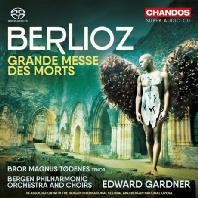 GRANDE MESSE DES MORTS OP.5 (REQUIEM) [SACD HYBRID] [베를리오즈: 레퀴엠 - 죽은자를 위한 대 미사곡]