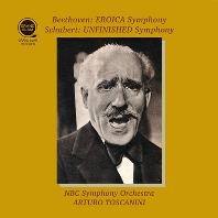 EROICA SYMPHONY & UNFINISHED SYMPHONY/ ARTURO TOSCANINI [베토벤: 교향곡 3번 영웅 & 슈베르트: 교향곡 8번 미완성 - 토스카니니]