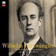 LEGENDARY CONCERTS 1949-54/ WILHELM FURTWANGLER [푸르트뱅글러 & 베를린 필의 전설의 콘서트]