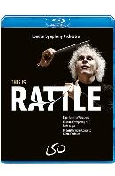 THIS IS RATTLE [디스 이즈 래틀 - 엘가: 애니그마 변주곡, 크누센: 교향곡 3번, 아데, 버트위슬, 그라임]