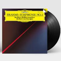 SYMPHONY NO.2/ HERBERT VON KARAJAN [브람스: 교향곡 2번 - 베를린 필하모닉, 카라얀] [ANALOGPHONIC 180G LP]