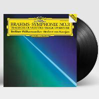 SYMPHONY NO.3 & TRAGIC OVERTURE/ HERBERT VON KARAJAN [브람스: 교향곡 3번, 비극적 서곡 - 베를린 필하모닉, 카라얀] [ANALOGPHONIC 180G LP]