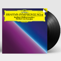 SYMPHONY NO.4/ HERBERT VON KARAJAN [브람스: 교향곡 4번 - 베를린 필하모닉, 카라얀] [ANALOGPHONIC 180G LP]