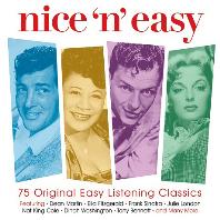 NICE N EASY: 75 ORIGINAL EASY LISTENING CLASSICS