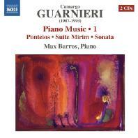 PIANO MUSIC 1/ MAX BARROS